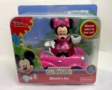 Disney Junior Minnie's Car Fisher-Price Mickey Mouse Clubhouse NEW