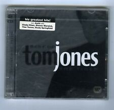 2 CDs (NEW) BEST OF TOM JONES THE TIGER