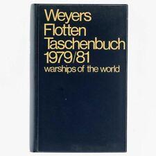 Weyers Flottentaschenbuch 1979 / 81. 55. Jahrgang. Gerhard Albrecht