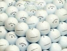 24 Near Mint Callaway SUPERHOT Superhot 55/70 AAAA Used Golf Balls-FREE SHIPPING