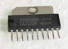 IC Power Output TA7272P TOSHIBA :Lecteur de cassette SONY TC-WR520.