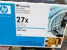 HP C4127X 27X Genuine Toner Cartridge NEW