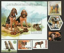 Bloodhound * Int'l Dog Postage Stamp Art Collection * Great Gift Idea *