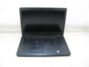 """Dell Latitude E5550 15.6"""" Laptop 2.30 GHz i5-5300U 4GB RAM (Grade C No Caddy)"""