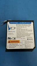 Universal Everline 700ma 10 Led Driver Dimmable 28 45v Voltage 120277 Vac