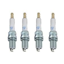 Set of 4 Mercedes W215 W216 W220 W221 W230 Spark Plugs IFR6QG NGK Laser Iridium