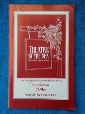 Evita - Theatre-By-The-Sea w/Ticket - August 8th, 1996 - Karyn Overstreet