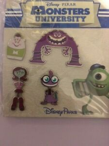 Monsters University Booster Set Pin 102045