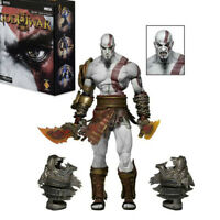 22CM NECA God of War 3 Ghost of Sparta Kratos PVC Action Figure Collectible Toy