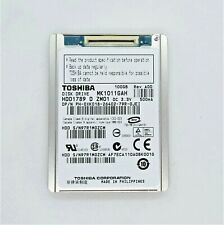 "Toshiba HDD1789 100GB Internal 4200RPM 1.8"" (MK1011GAH) HDD Ultra-ATA/100"