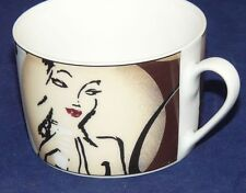 Ritzenhoff und Breker R&B Flirt Faces Kaffeetasse Tasse 0,2 ltr.