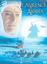 Lawrence of Arabia (DVD, 2002, Single Disc Version)