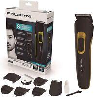 Rowenta Multistyler 8 en 1 Basic TN8940 - Cortapelos y barbero profesional