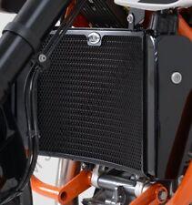 KTM 690 Duque 2012 R&G Racing Protector Del Radiador RAD0127BK Negro