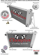 "1967 1968 1969 Chevy Camaro 23"" Core Champion 3 Row Aluminum Radiator  CC370"