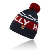 Helly Hansen Unisex Ridgeline Beanie Blue Red Sports Outdoors Warm Breathable