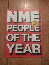 NME MAGAZINE 18 DECEMBER 2015 PEOPLE OF THE YEAR & MORE EXCELLENT