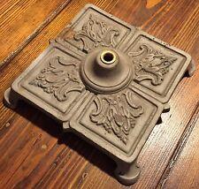 Antique Lamp Base Unique Style Great! 37D