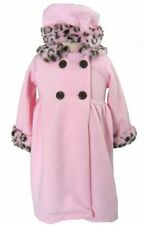 Baby Girls' Fur Coats, Jackets and Snowsuits 0-24 Months