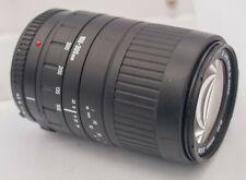 Sigma 100-300mm F4.5-6.7 DL Minolta MD Mount Zoom Lens SLR & Mirrorless Cameras