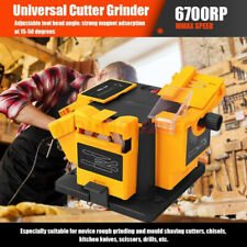 230V 96W Electric Household Sharpener Cutter Drill Grinder Multifunctional Tool