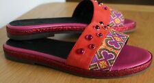 Sandali e scarpe multicolore Geox per il mare da donna