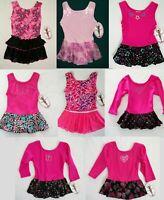 Girls Dance Dress Ballet Tutu Small 6 7 Lyrical Jazz Leotard