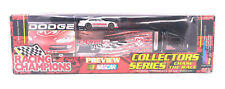 Racing Champions Dodge Test Team Hauler Collector Series 1/64