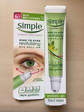 Simple Kind to Skin - Revitalising Eye Roll-on - 15ml
