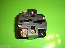 MICRO SWITCH PTCD CONTACT BLOCK 1-NO, FOR USE WITH PT & CMC OPERATORS, NEW