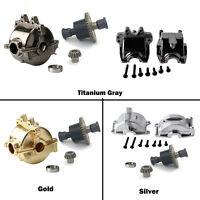 Metall Differential + Getriebe Gear Box für WLtoys 1/18 A959 A979 A969 K929 RC