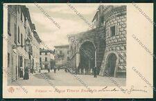 Arezzo Foiano della Chiana cartolina QQ3395