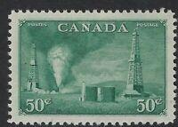 Scott 294: 50c Oil Wells Natural Resources Issue, VF-LH
