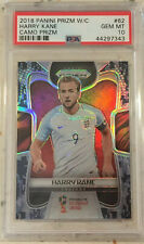2018 PRIZM WORLD CUP SOCCER * HARRY KANE /20 CAMO * PSA 10 ENGLAND!