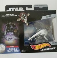 Hot Wheels Star wars Commemorative Series Boba Fett Slave Ship
