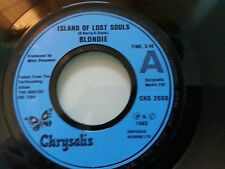 "BLONDIE  - Island Of Lost Souls (UK 7"" SINGLE VINYL)"