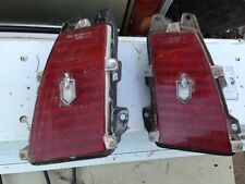 74 1974 Chevy Chevrolet Monte Carlo Both Right & Left Taillamps TailLights