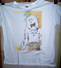 Debbie Harry Blondie Camp Fun Time T-Shirt Junk Food Size Small Very Cool