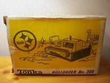 1967 Tonka Bulldozer #300 Made in USA