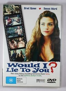 Would I Lie To You DVD FREE POST