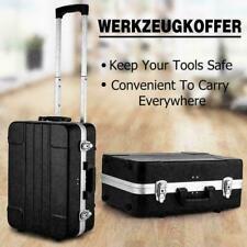 Werkzeugkoffer Leer Werkzeugtrolley Werkzeugkiste Werkzeugtasche h 02