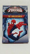 Ultimate Spiderman 32 Valentine's 8 Different Designs Marvel Kids School Class