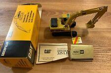 Caterpillar 325 L Excavator Die Cast Model 1/50 Germany Cat NZG