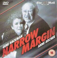 NARROW MARGIN - GENE HACKMAN - DAILY MAIL PROMO DVD