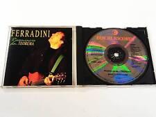 MARCO FERRADINI RICOMINCIO DA TEOREMA CD 1996