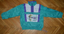 PUMA vtg Hawai Surfing Nylon shiny windbreaker Track top overhead Jacket men 6 M