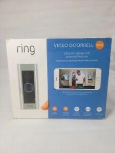 RING VIDEO DOORBELL PRO 1.25LB