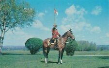 "*Postcard-""Royal Canadian Mounted Police Musical Ride""  CANADA  (#66)"