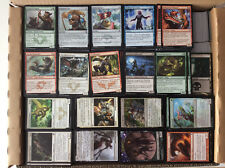 11,5 kg Magic - The Gathering Karten,  das entspricht ~ 6.500 Karten