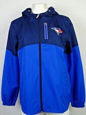 Toronto Blue Jays GIII Women's Full ZIp Rain Jacket MLB XL